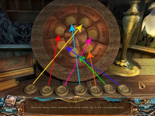 Прохождение Игры Сакра Терра. Ночь Ангела